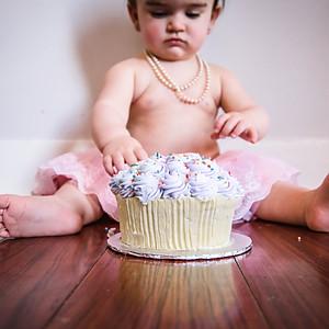 Vivian is turning 1!