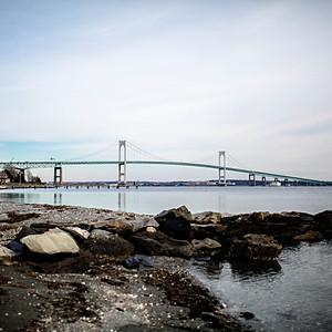 Newport Bridge (For Cheryl)