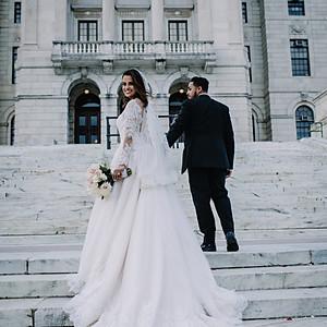 Tatiana & David- Wedding