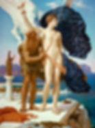 Ikaros Fluch Begabung Kreta Ephebische Novellen