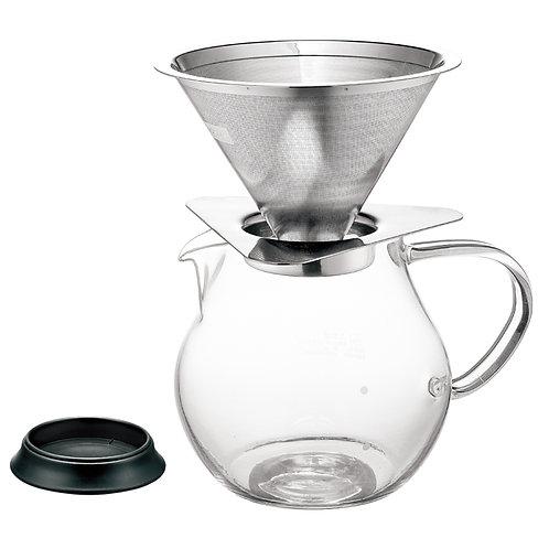 カフェメタル&コーヒーポット