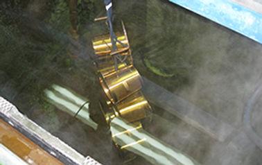 24Kゴールドは日本国内で表面処理