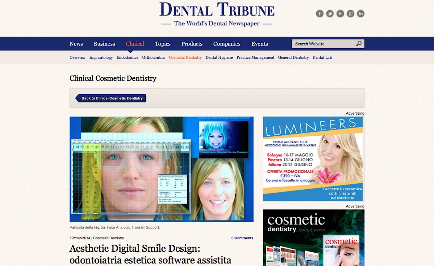 Aesthetic Digital Smile Design DT