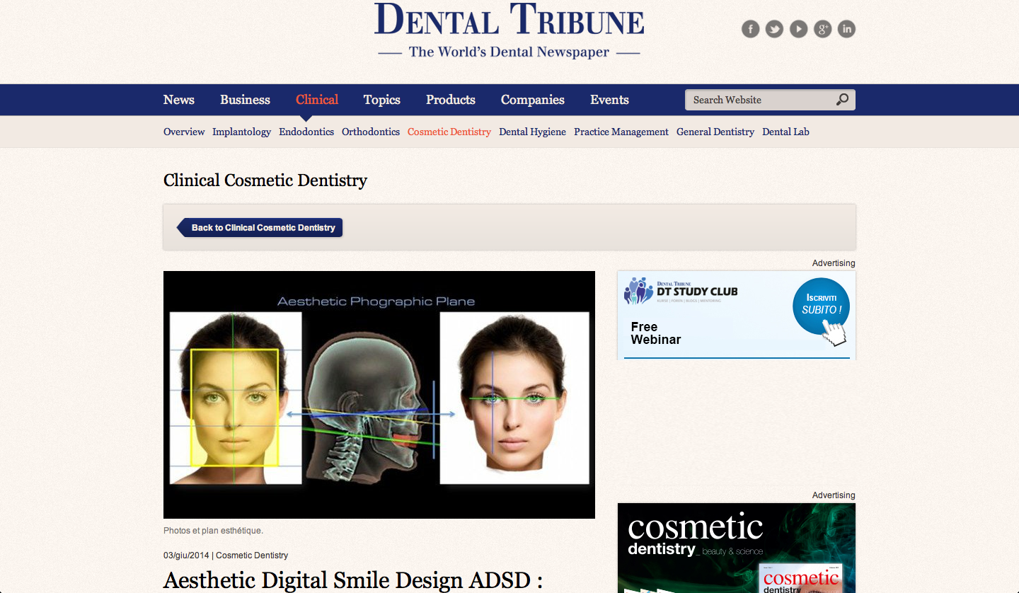 Aesthetic Digital Smile Design Dt Fr