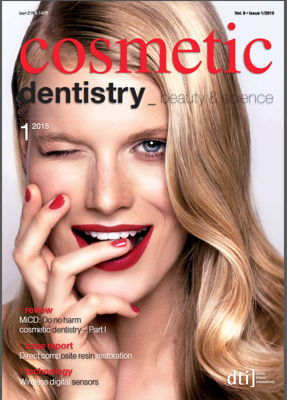 Cosmetic Dentistry International 2015