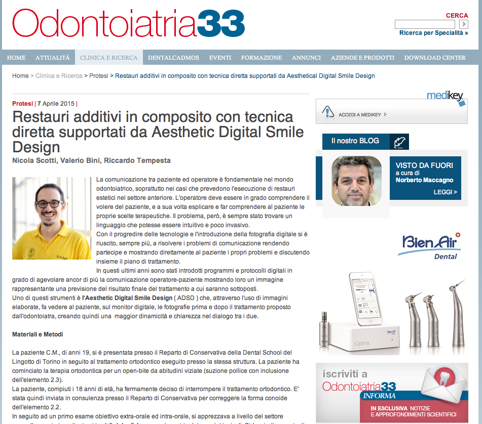 ADSD & Conservativa Additiva