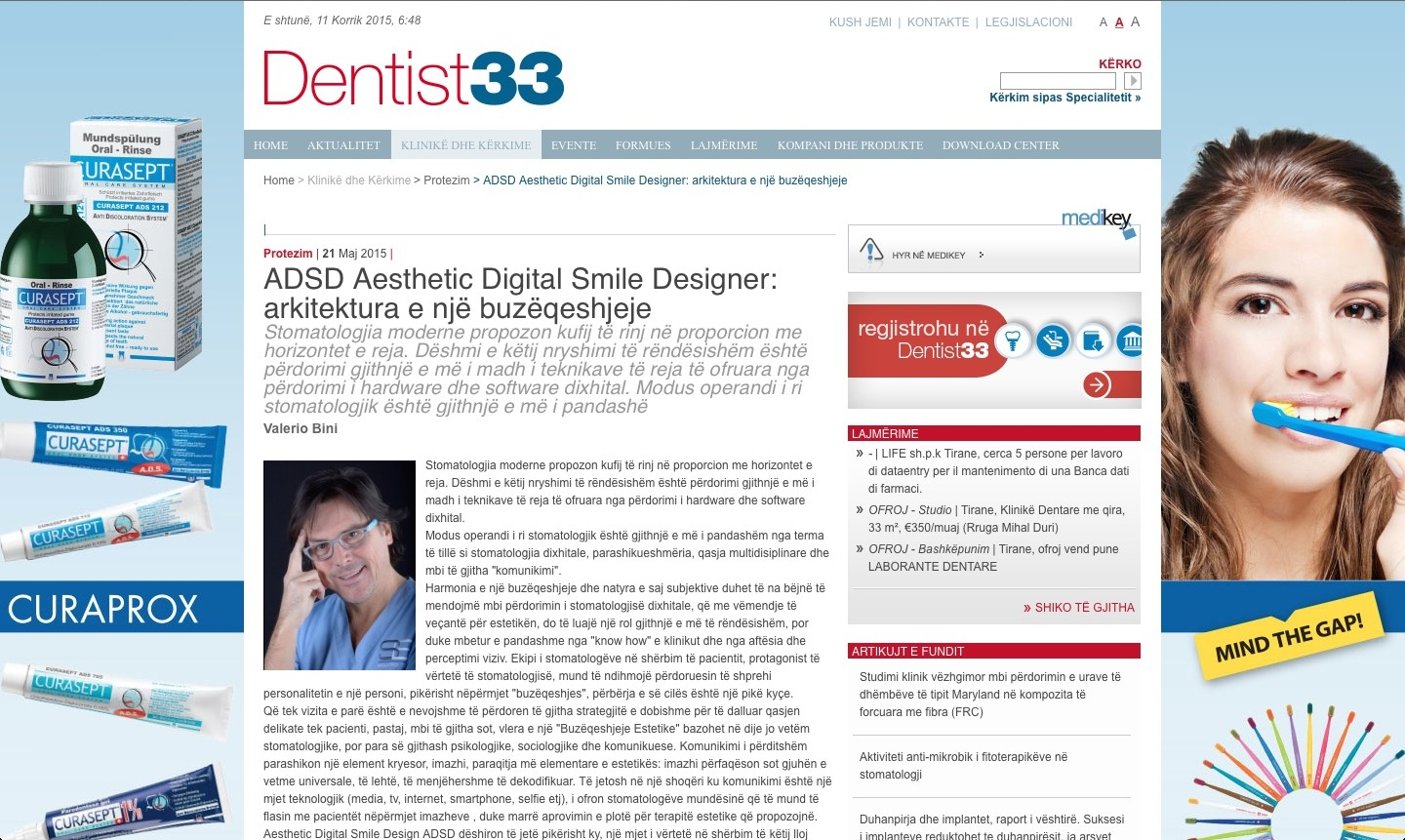 Dentist33 - ADSD Smile Design