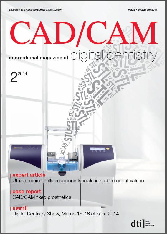 CAD CAM Digital Dentistry ita 2.2014