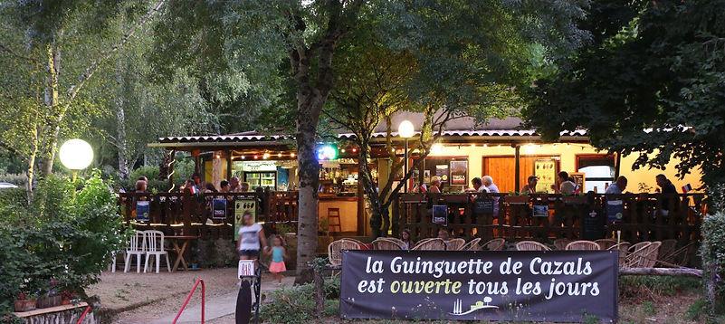 Guinguette Restaurant Toulouse