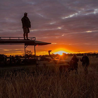 Botswana camping trips