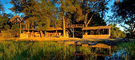 Okavango Budget Lodge