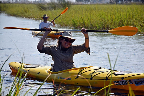 Kayak adventure safaris
