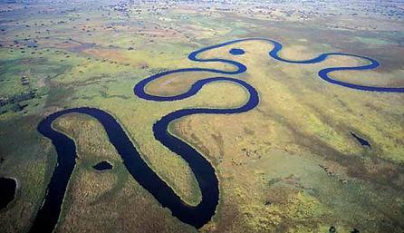 Okavango flight