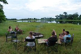 Botswana camping safaris
