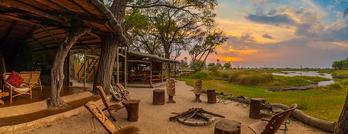 Cheap Botswana tented camps