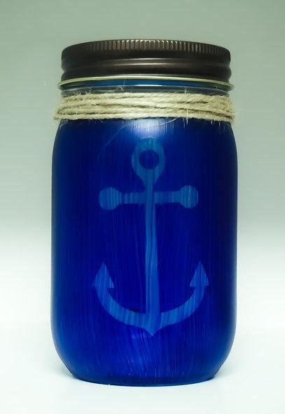 Finished Anchor Jar