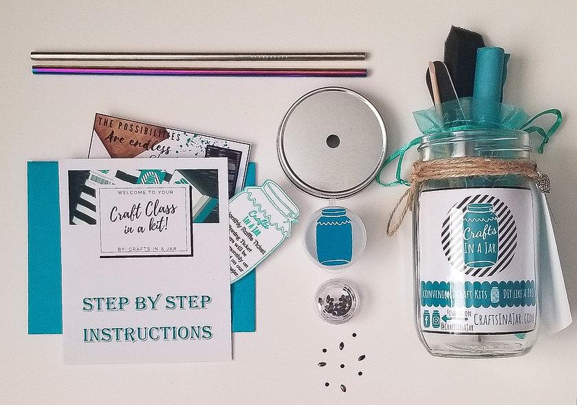 Premium Custom Mug DIY Kit