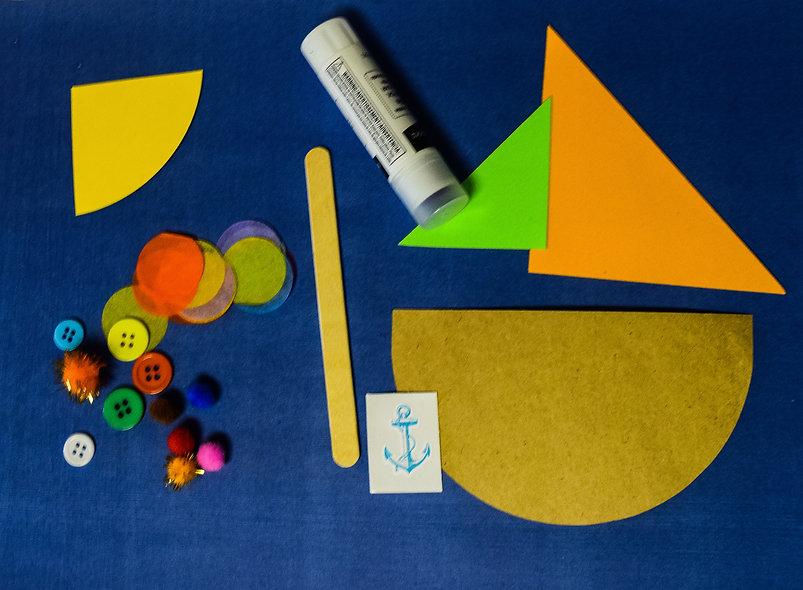 Sail Boat Craft