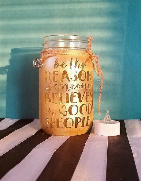 Be The Reason Craft Jar Kit