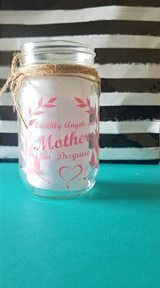 Earthly Angels Are Mothers Craft Jar Kit