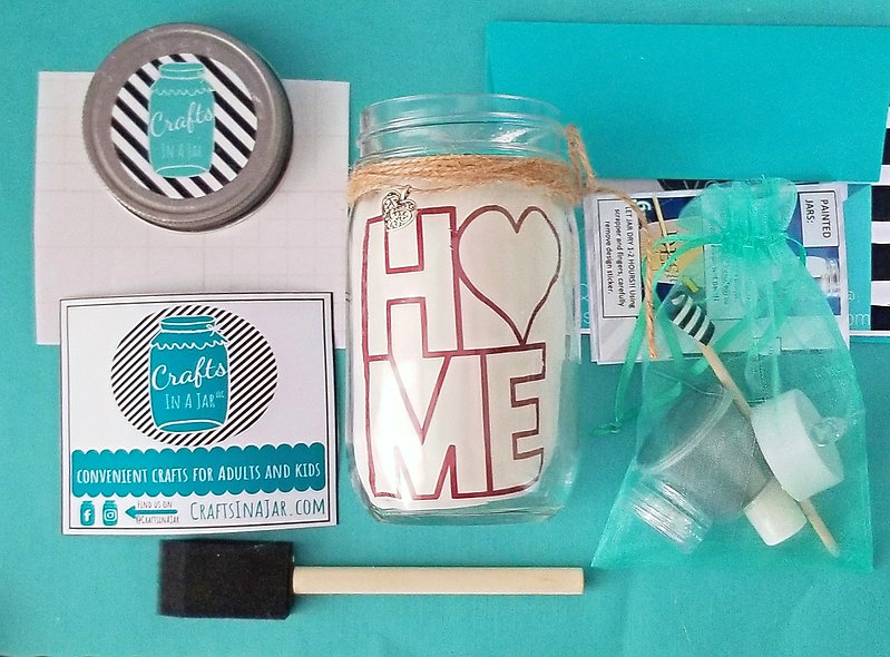 Home Craft Jar Kit