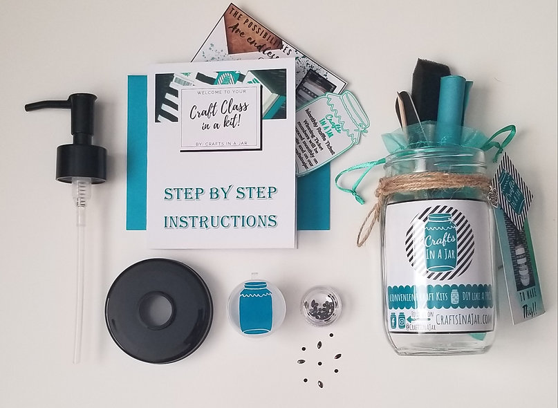 Premium Soap Pump DIY Kit