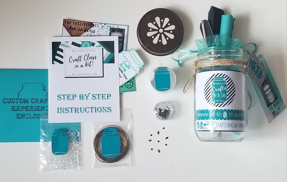 Craft Kits With Instructions