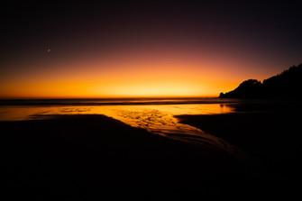 Short Sands Sunset