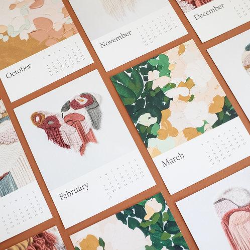 Calendar Summer/Fall Beatnik Show