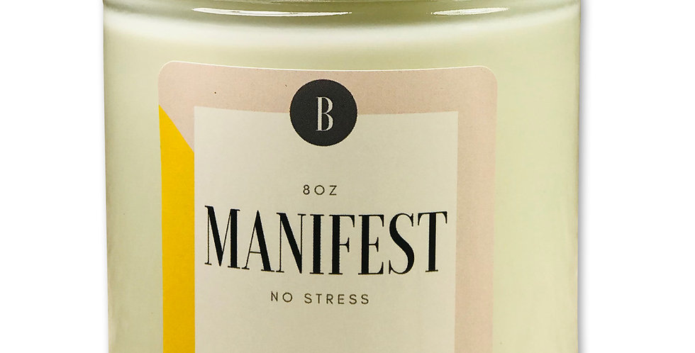 Manifest No Stress