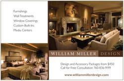 Miller Design Ad