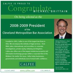 Calfee Ad