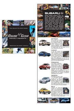 Cascade Subaru Mailer