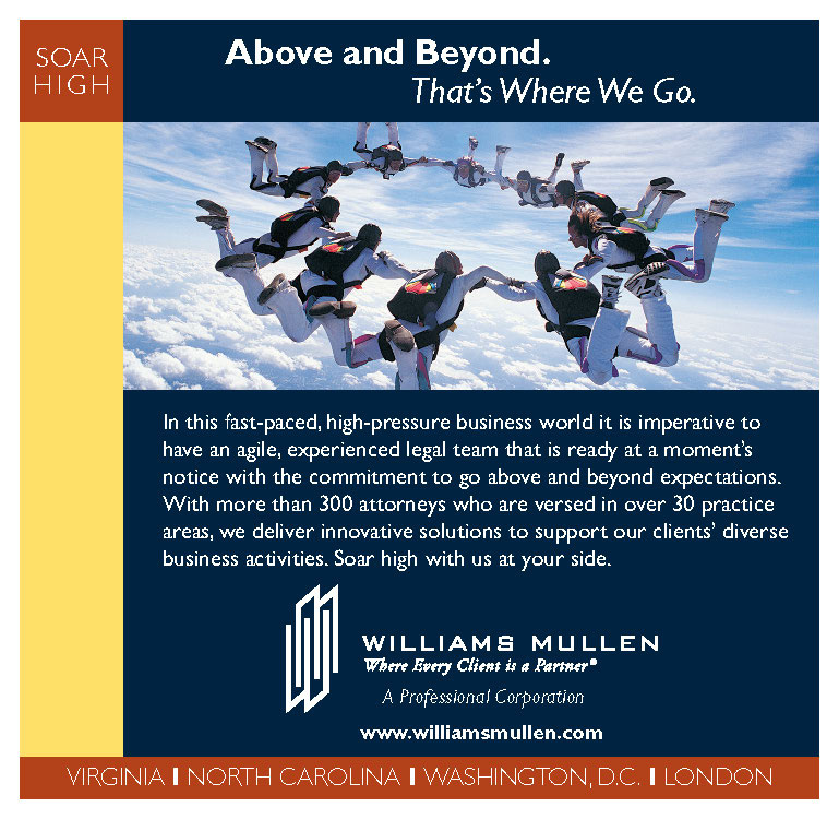 Williams Mullen Ad
