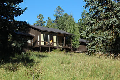 Main Cabin at Hall Creek, Greer, AZ