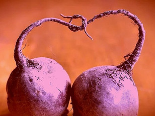 My Heart Beets For You.....