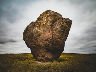 The Stone has Rolled Away.....