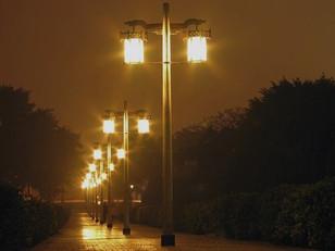 Light and Dark.....