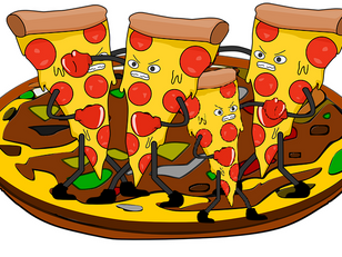 Political Pizza.....