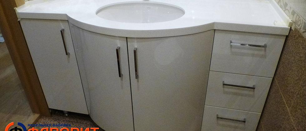 Тумба в ванную 1