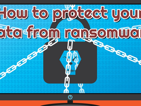 How to protect your data from ransomware