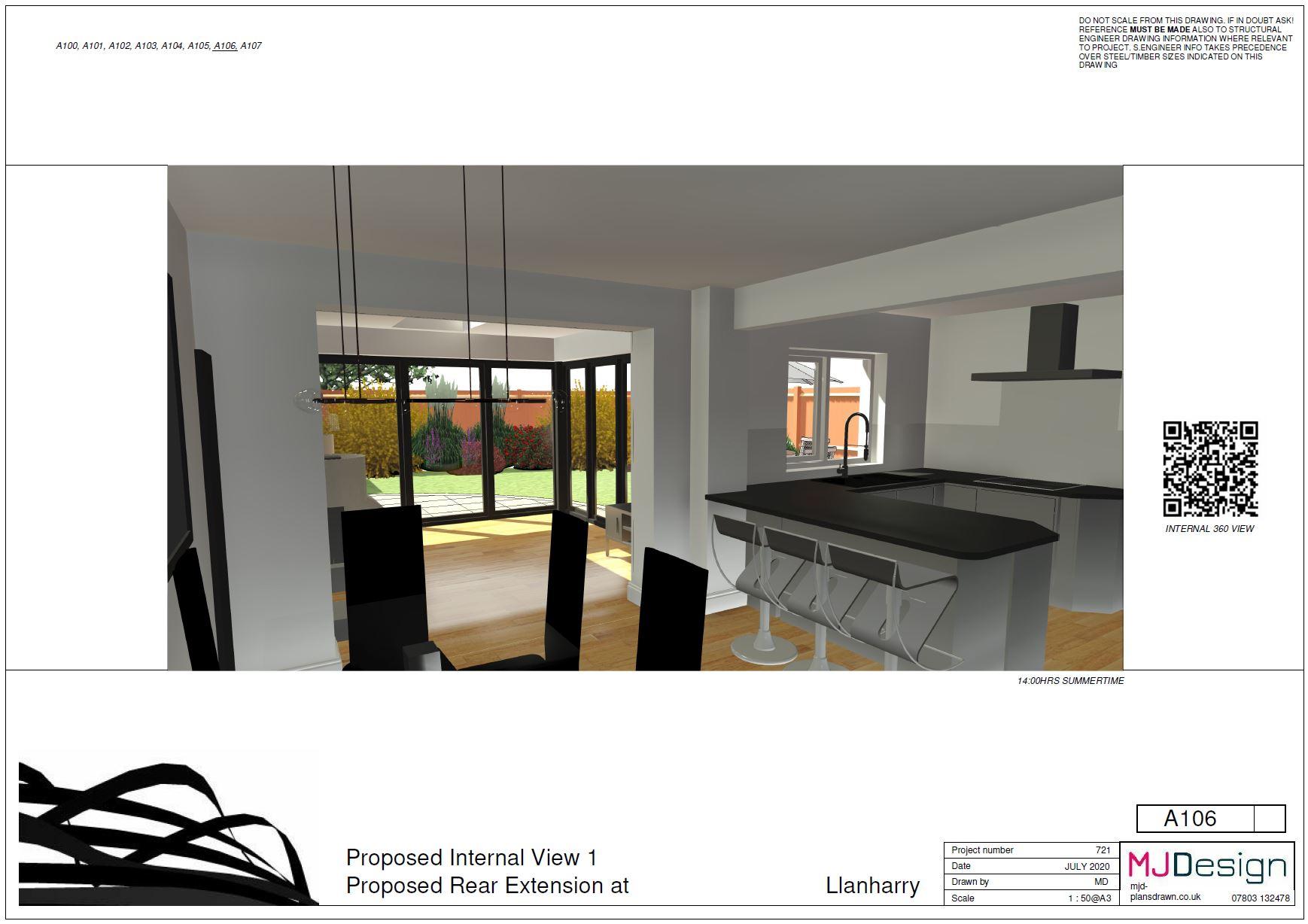 Llanharry Proposed