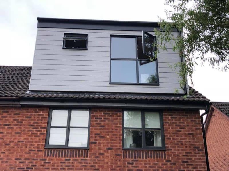 Roof Conversion - Dormer