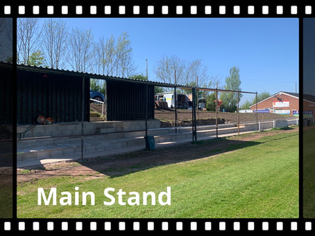 Main stand extension update