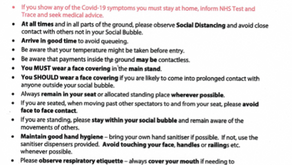 Covid-19 Code of Conduct