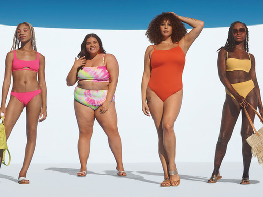 Target Unveils New Swim Styles