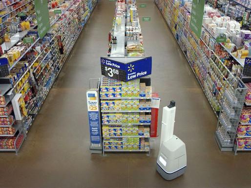 Walmart Expands Robot Workforce