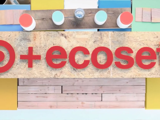 EcoSet and Target Celebrate 10 Years of Sustainability