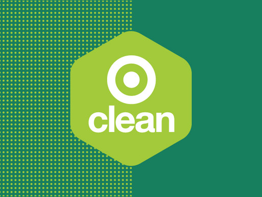 Target Introduces Target Clean Icon