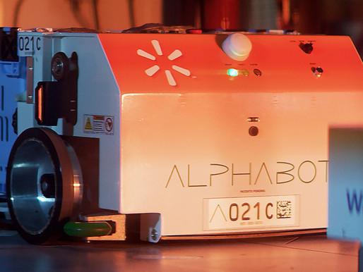 Alphabot Revolutionizes Online Pickup